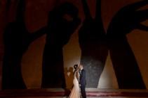 Baltimore LOVE Mural Bridal