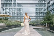DC Wharf Bridal Photos