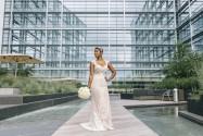 DC Wharf Bridal Photos